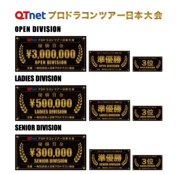 QTnetプロドラコンツアー