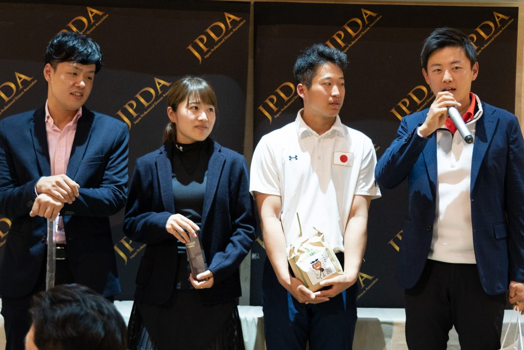 ドライバー飛距離アップの祭典飛びゴル25 千葉大会 プロアマスクランブル優勝チーム