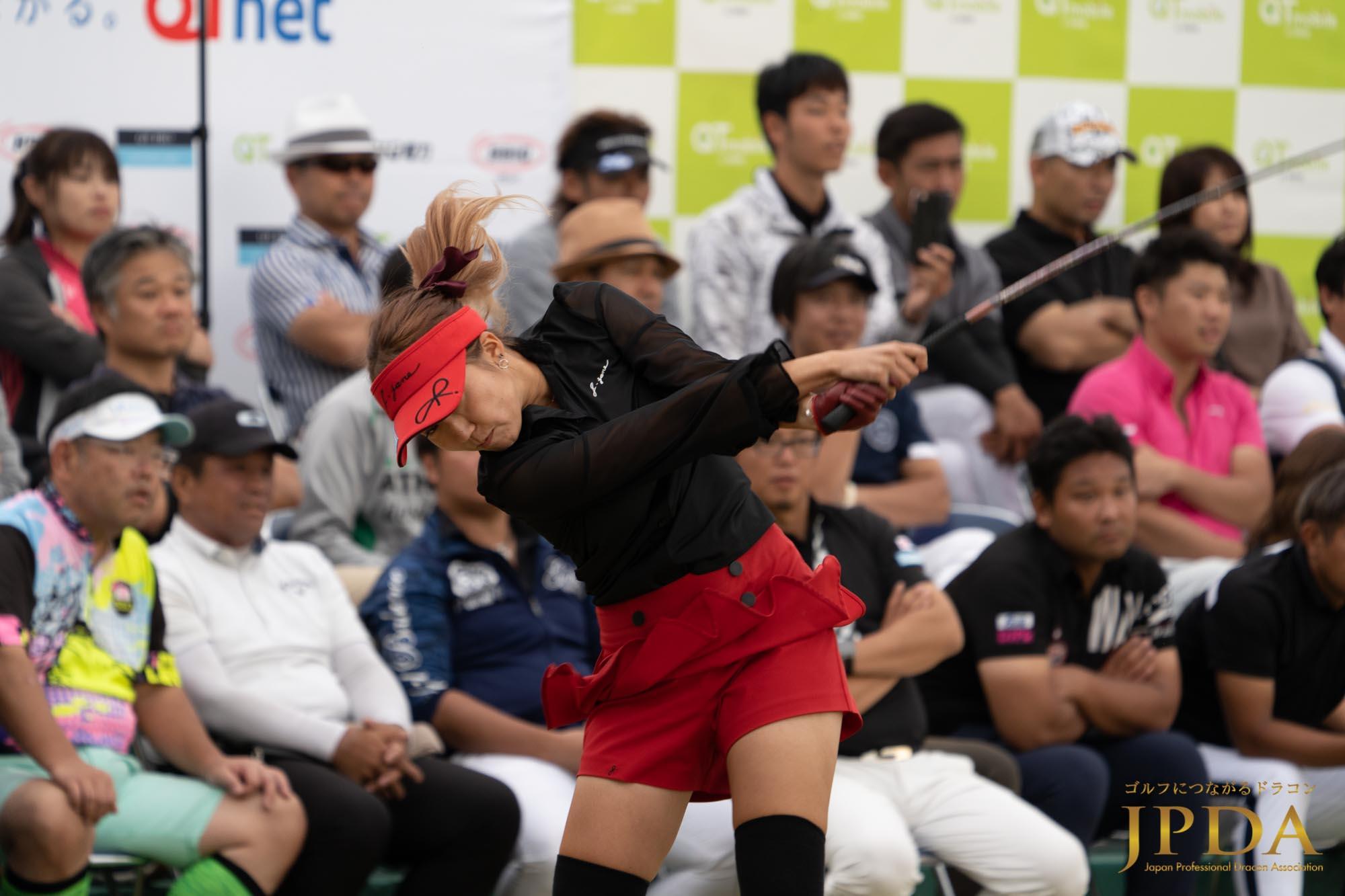 押尾紗樹2019日本大会